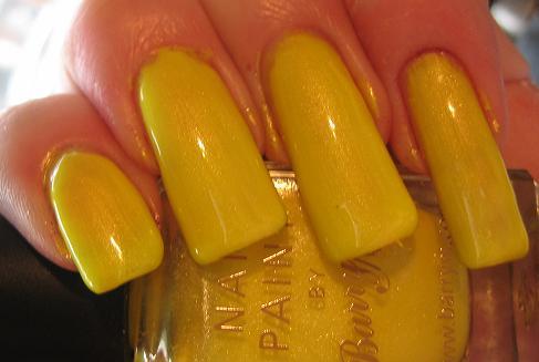 Barry M Neon Yellow