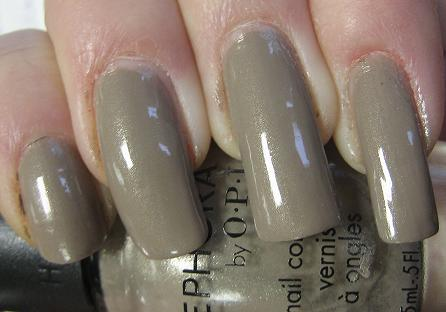 Sephora By OPI – Under My Trench Coat