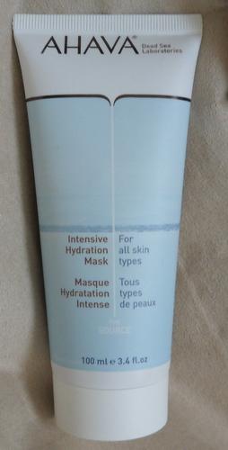 Ahava Intense Hydration Mask