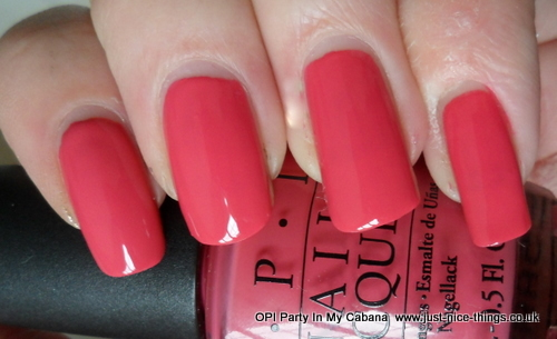OPI Party In My Cabana