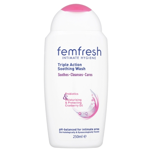 FemFresh Triple Action Soothing Wash