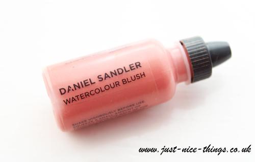 Daniel Sandler's Watercolour Fluid Blusher