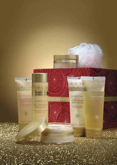 Champneys Complete Home Spa: only at Boots