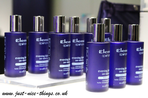 Elemis Evening Blooms Dry Body Oil & QVC