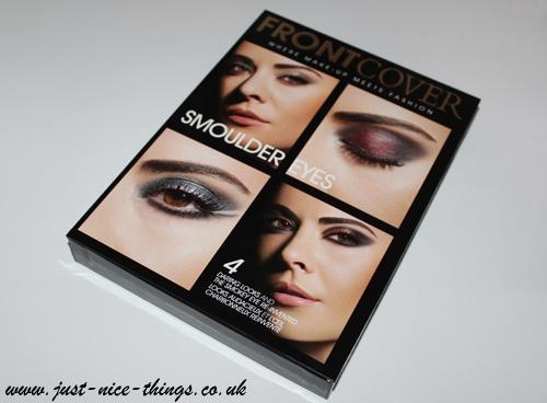 Front Cover: Smoulder Eyes