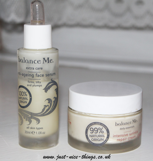 New skincare from Balance Me