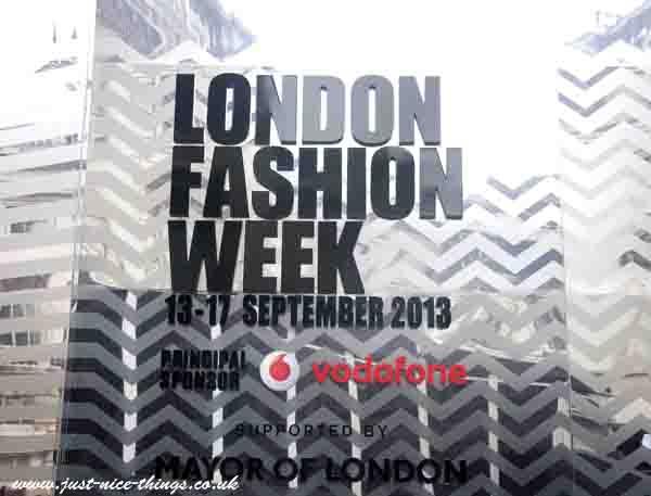 Toni & Guy at London Fashion Week