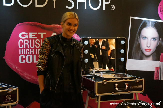 Fashion Scout AW14 with The Body Shop