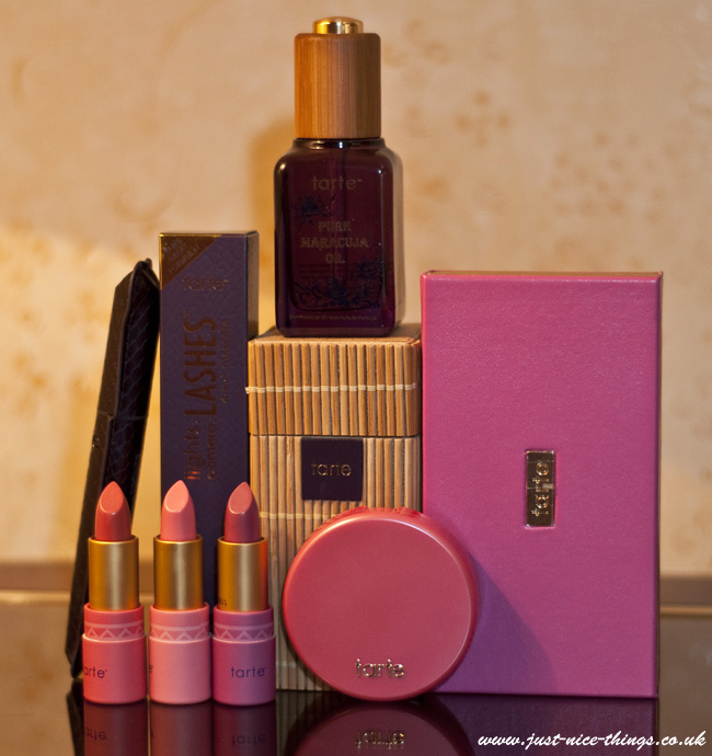 Tarte Cosmetics launches in the UK