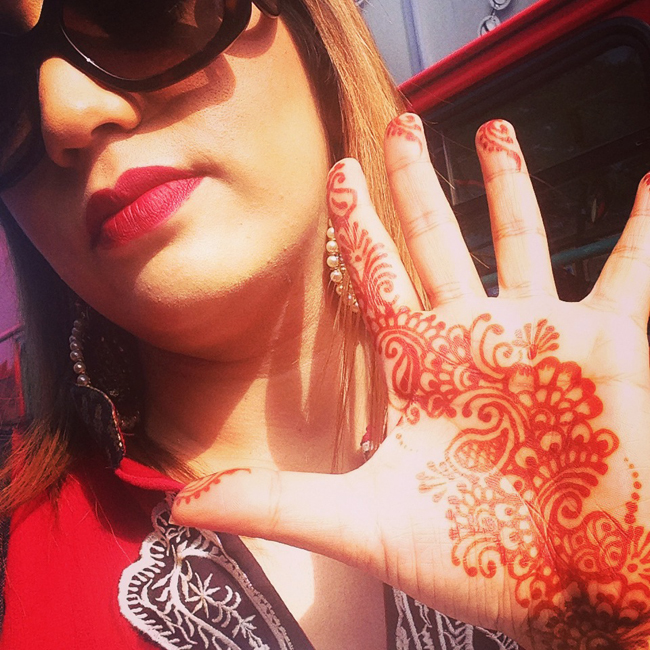 shikha_henna