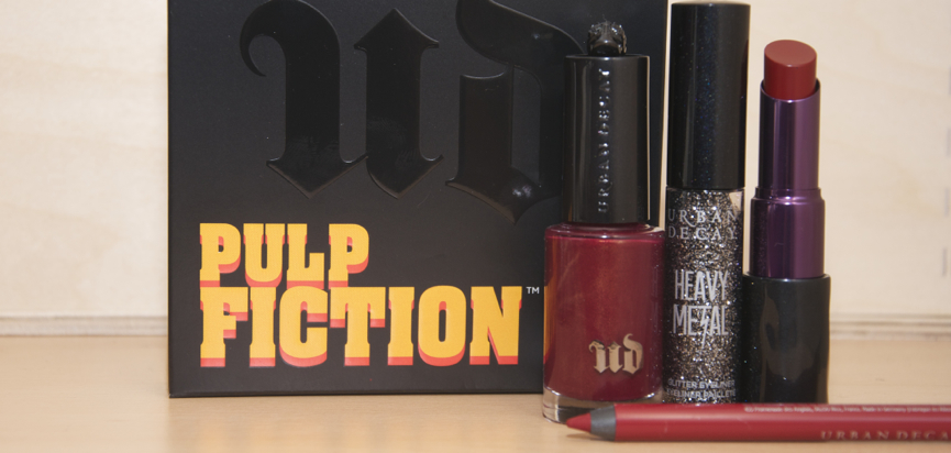 Urban Decay's Pulp Fiction