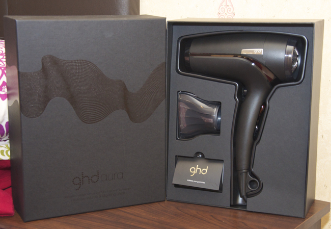 ghd aura™ professional hairdryer