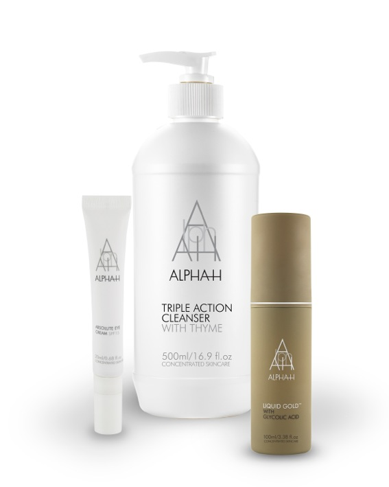 Alpha-H: Today's Special Value Collection on QVC