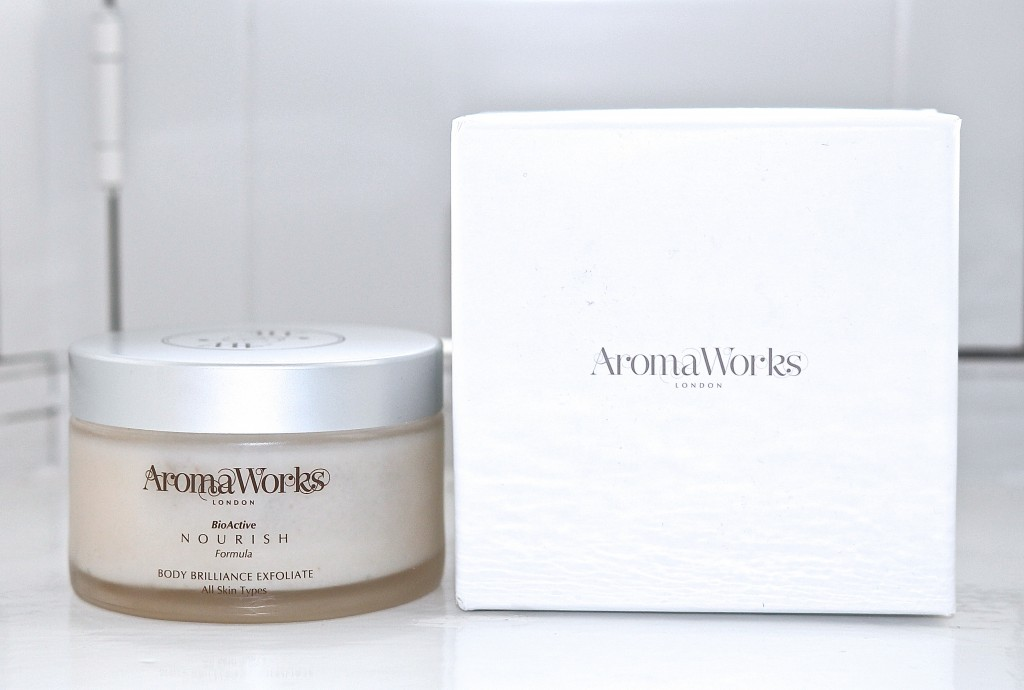 AromaWorks: Body Brilliance Exfoliate
