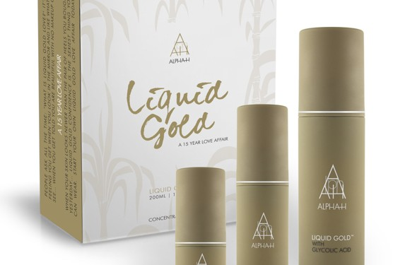 Alpha-H Liquid Gold TSV
