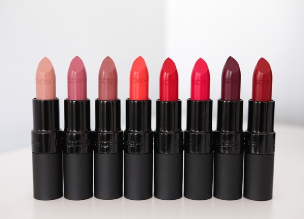 GOSH_matt_velvet_touch_lipsticks