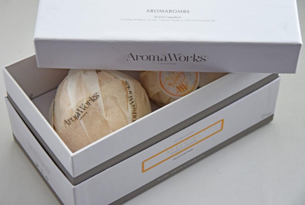 AromaWorks: Serenity AromaBomb Duo