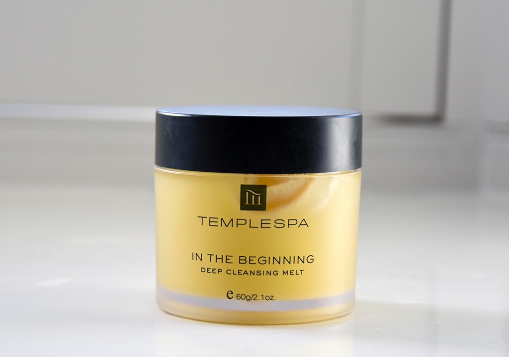 Temple Spa: In The Beginning Deep Cleansing Melt