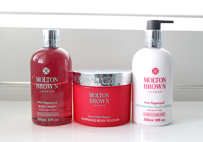Molton Brown: Pink Pepperpod