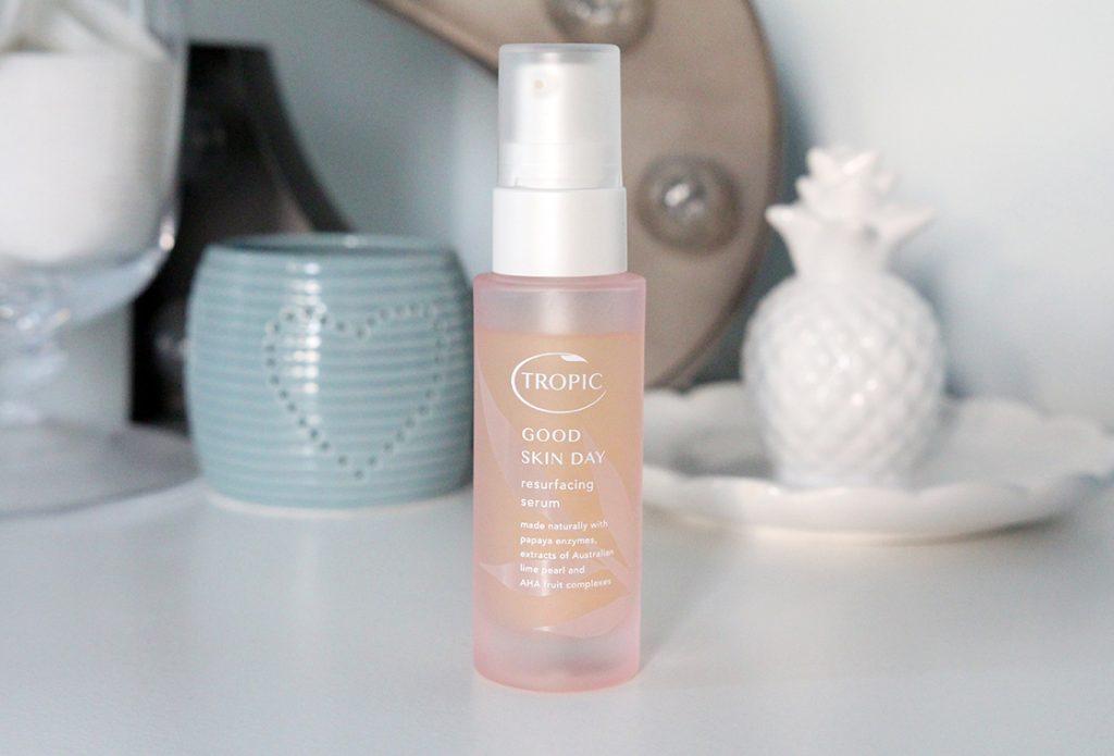 Tropic Skincare: Good Skin Day Resurfacing Serum