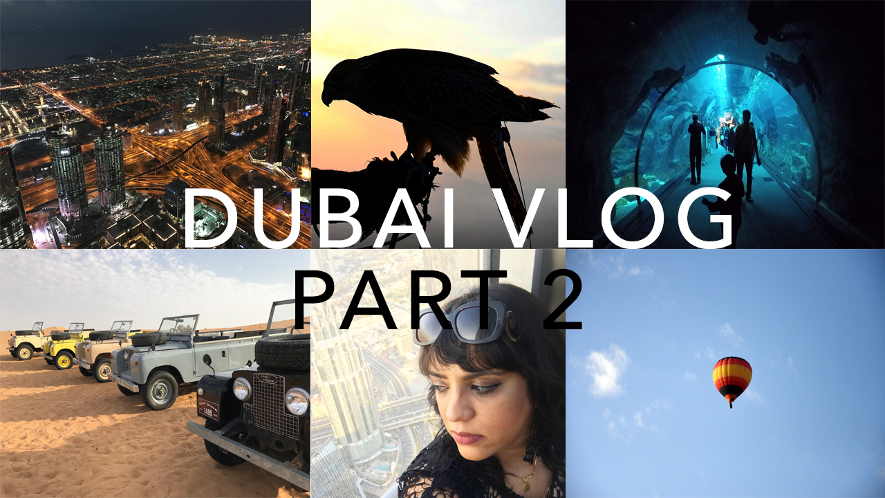 Dubai Part 2 vlog live + bonus video