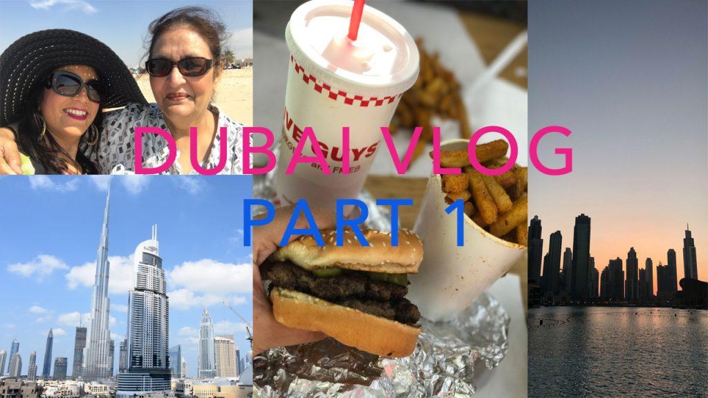 New vlog: Dubai