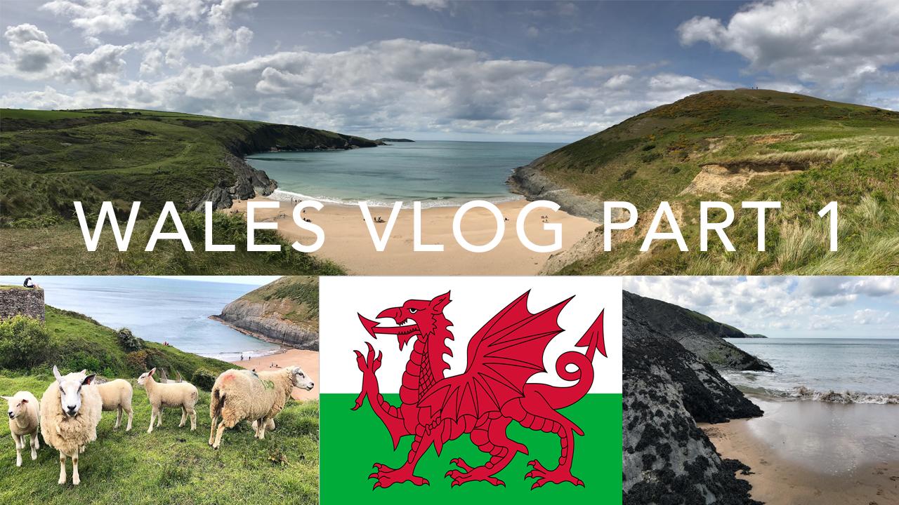 New vlog: Wales