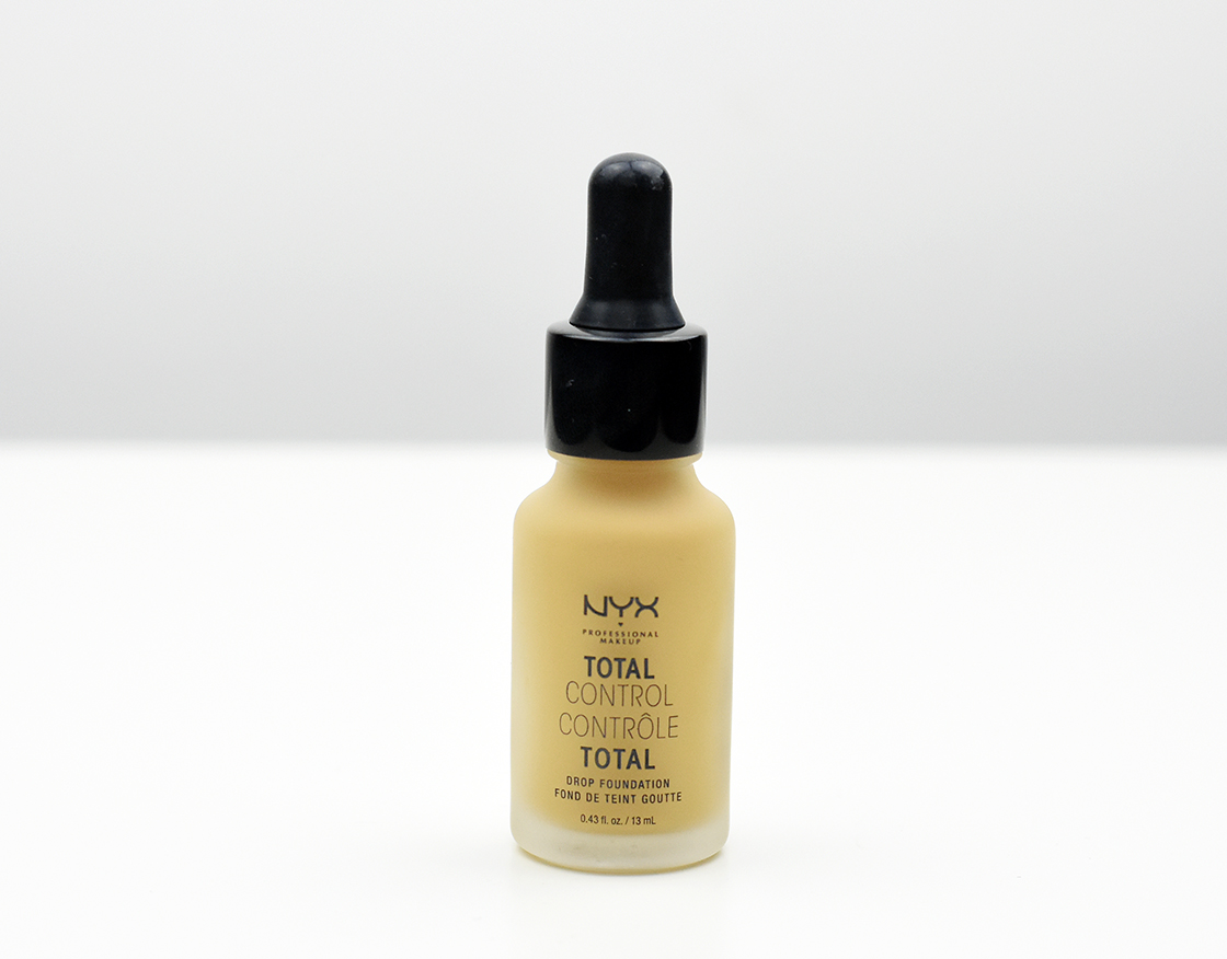 Foundation Files: NYX Total Control Drop Foundation